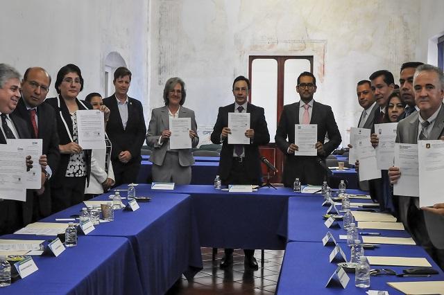 UDLAP y CDH Puebla promueven capacitación en derechos humanos