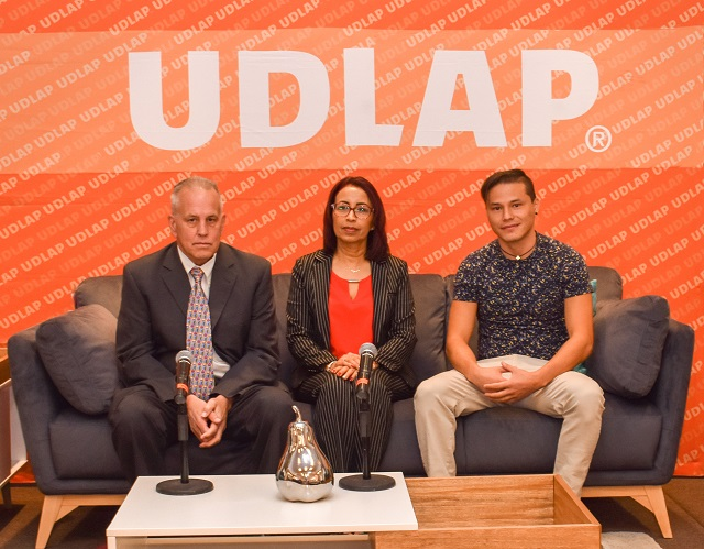 Empresarios promueven en la UDLAP innovación y emprendimiento