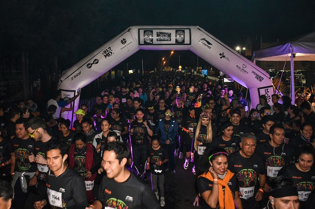 Life&Death Run - Carrera UDLAP rompe récord y junta a 2 mil participantes