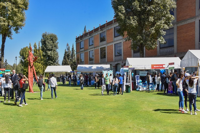 Realizó la UDLAP la XIII Feria de Innovación y Creatividad