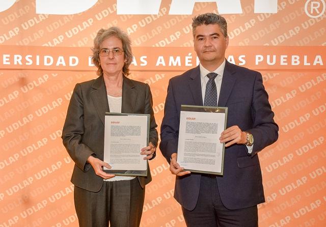 Estudiantes UDLAP podrán hacer prácticas en PWO de México