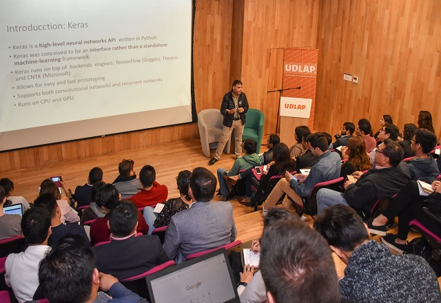 Se reúnen en UDLAP expertos en Ciencia de Datos e Inteligencia Artificial