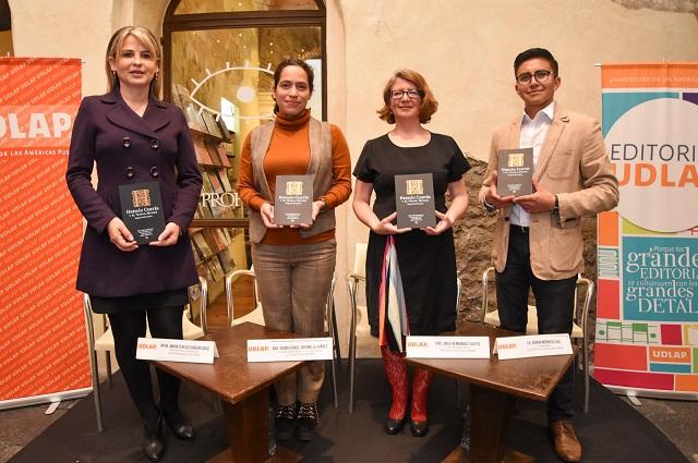 Editorial UDLAP presenta libro y conferencias sobre Hernán Cortés