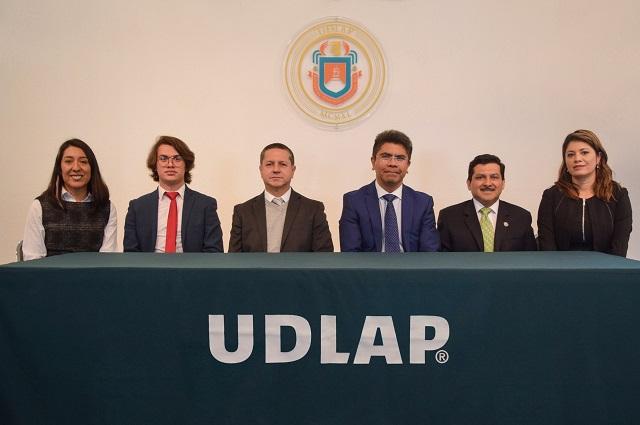 UDLAP realiza taller para mejorar el procesamiento de alimentos
