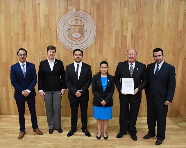 SKF de México abre sus puertas a estudiantes de la UDLAP