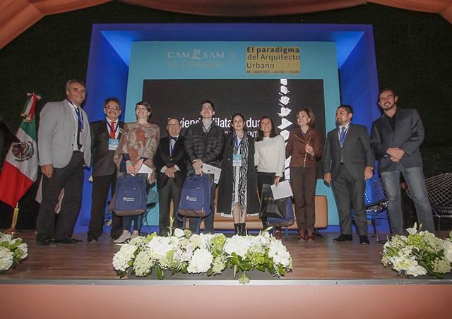 Destacan alumnos UDLAP en Concurso de Vivienda Emergente 19S