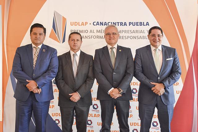 Premio UDLAP-CANACINTRA busca que empresas se sientan reconocidas