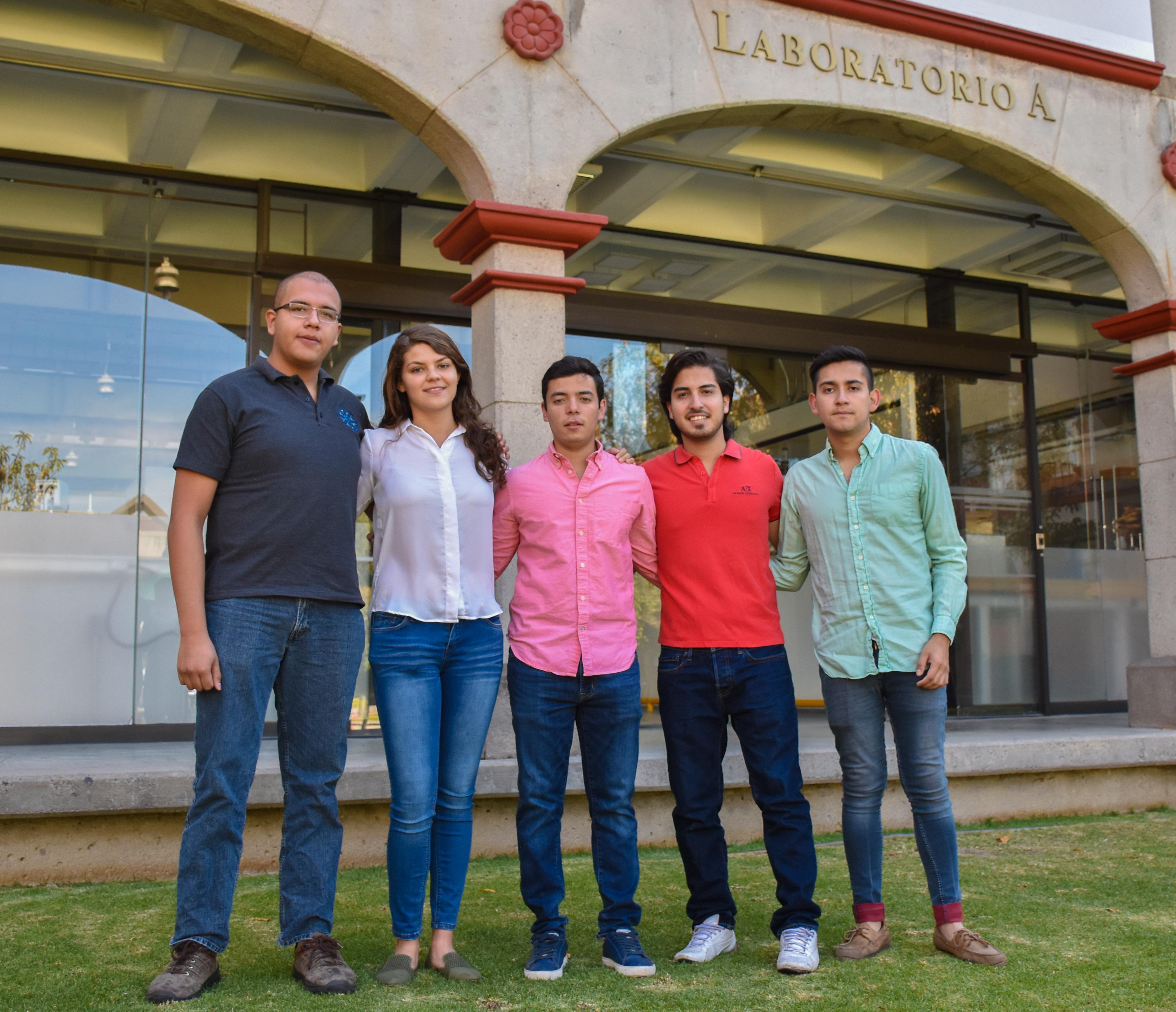 Estudiantes UDLAP logran tercer lugar  en Festival de Ingeniería