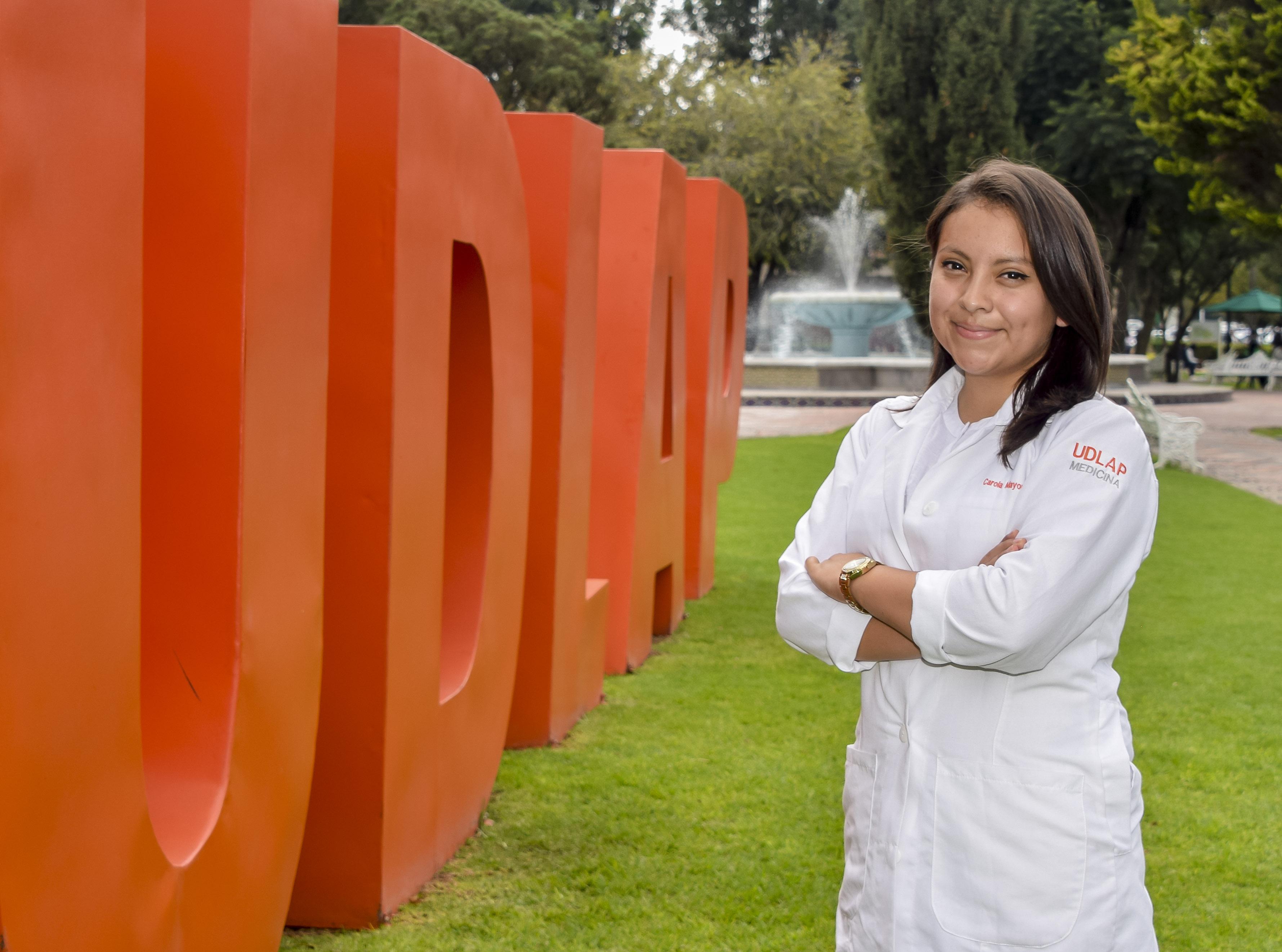 Estudiante Udlap trabaja proyecto  sobre resistencia a antibióticos