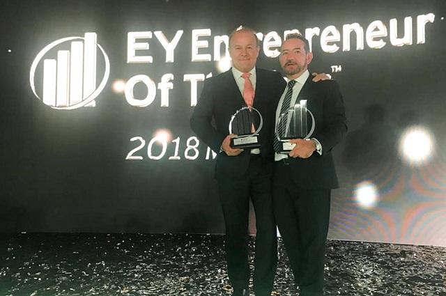 Egresado UDLAP es EY Entrepreneur of the Year 2018 México