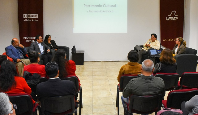 Analizan en UDLA la protección del patrimonio cultural de Puebla