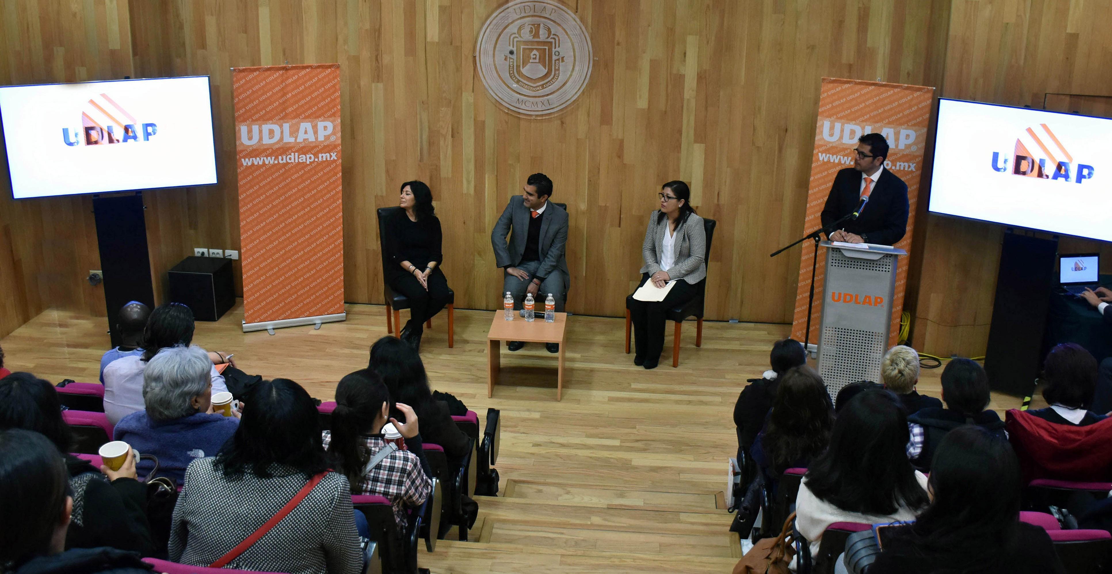 UDLAP realiza el Primer Encuentro de Orientadores Vocacionales