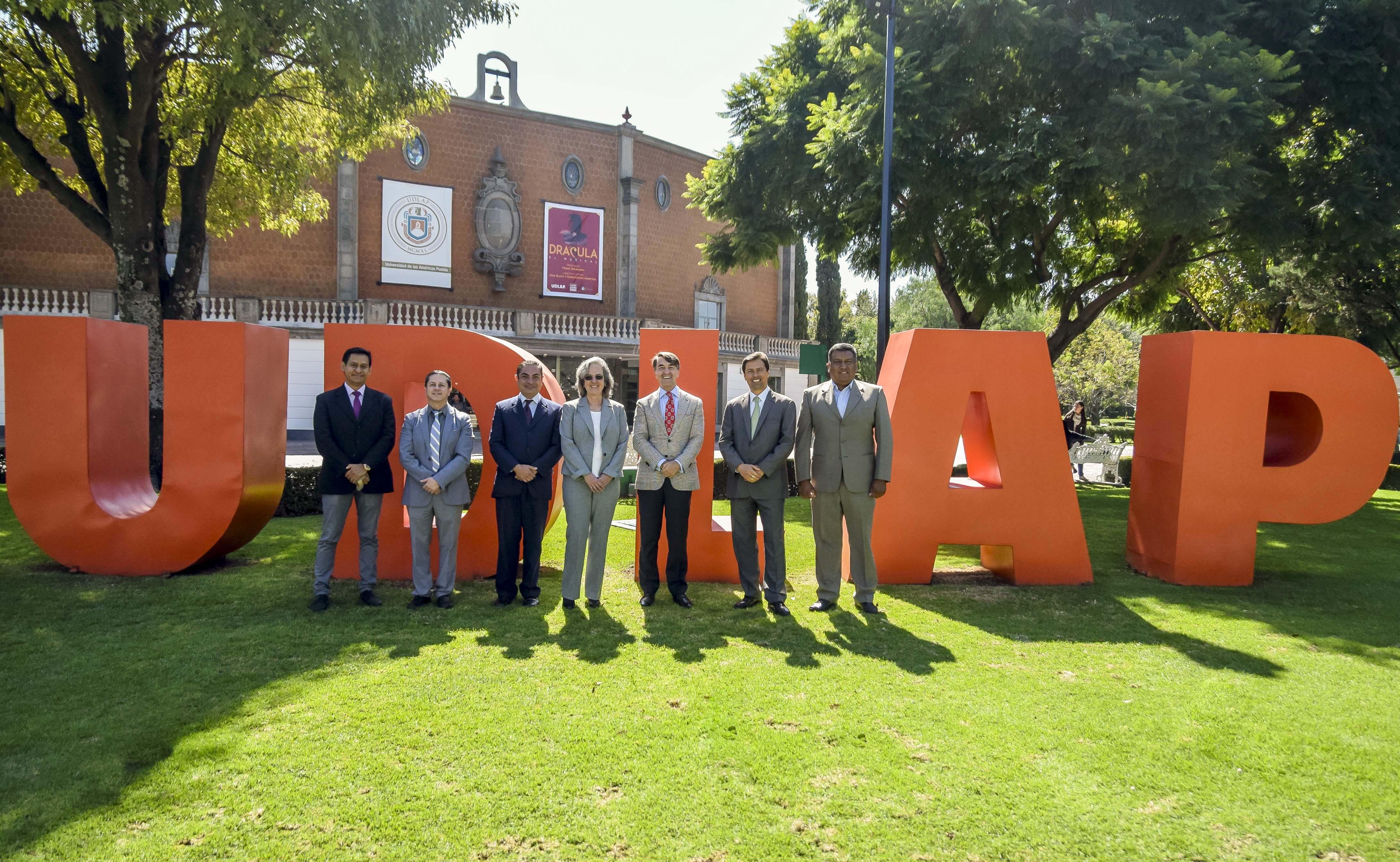UDLAP y Fundación Carolina realizan proyecto de colaboración académica