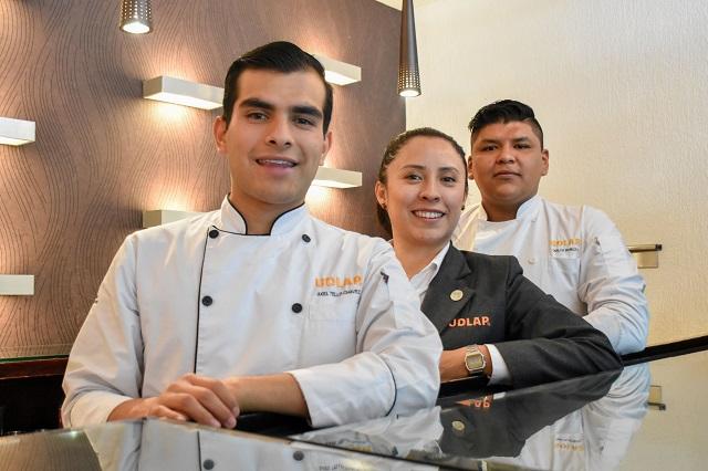 Estudiantes UDLAP destacan en concurso de escuelas de hotelería