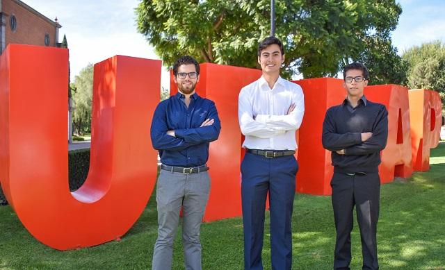Estudiantes UDLAP destacan en competencia internacional