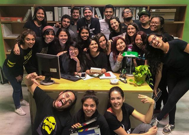Estudiantes UDLAP hacen cortometraje sobre la impunidad en México