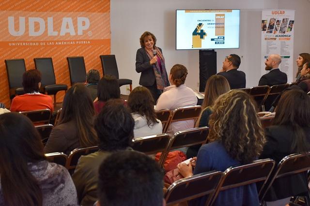 UDLAP realiza Encuentro de Orientadores Vocacionales
