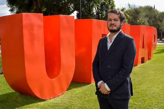 Egresado UDLAP gana el Premio Nacional de Exportación