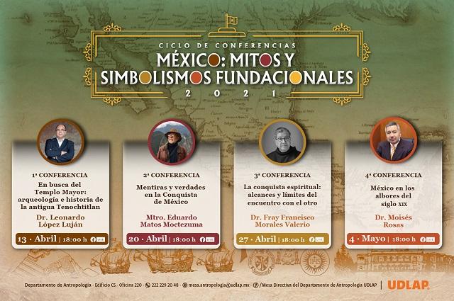UDLAP presenta conferencias sobre mitos y simbolismos en México