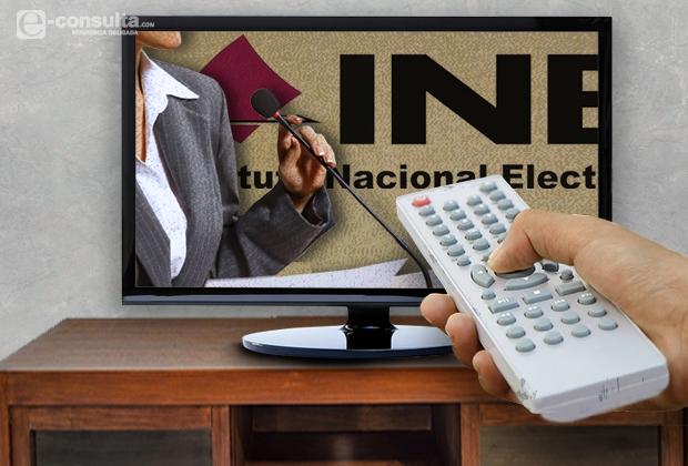 INE suspende 4 días primer spot de campaña de Barbosa