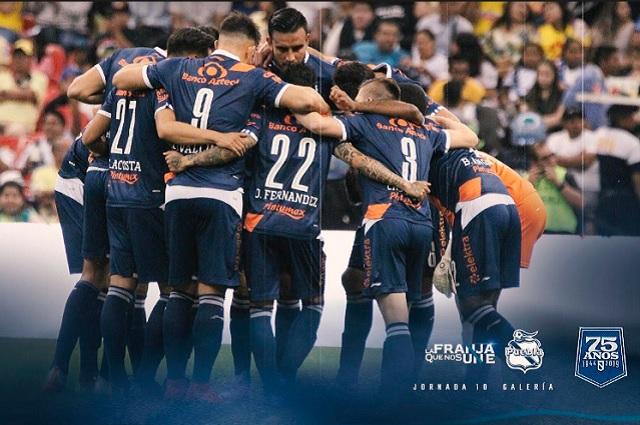 Puebla buscará recuperar puntos ante Pumas