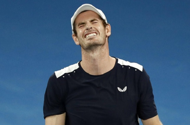 Andy Murray disputó su último Abierto de Australia