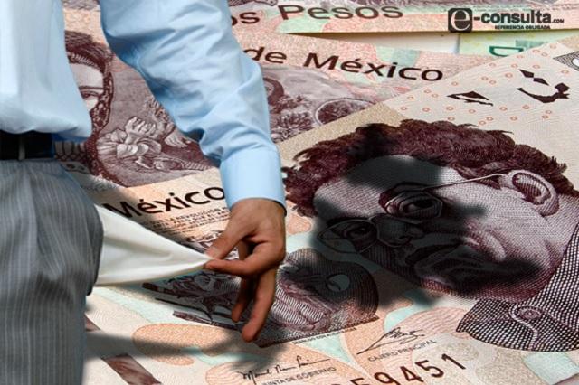 Adeuda Puebla 6.7 mmdp y cada poblano $1,050, reporta Senado
