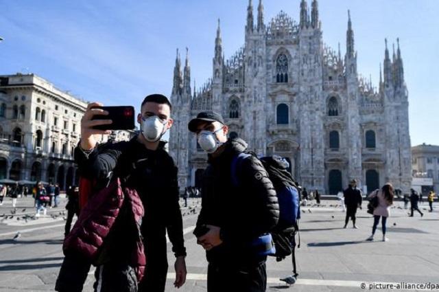 Europa ya tiene más infectados de coronavirus que Asia