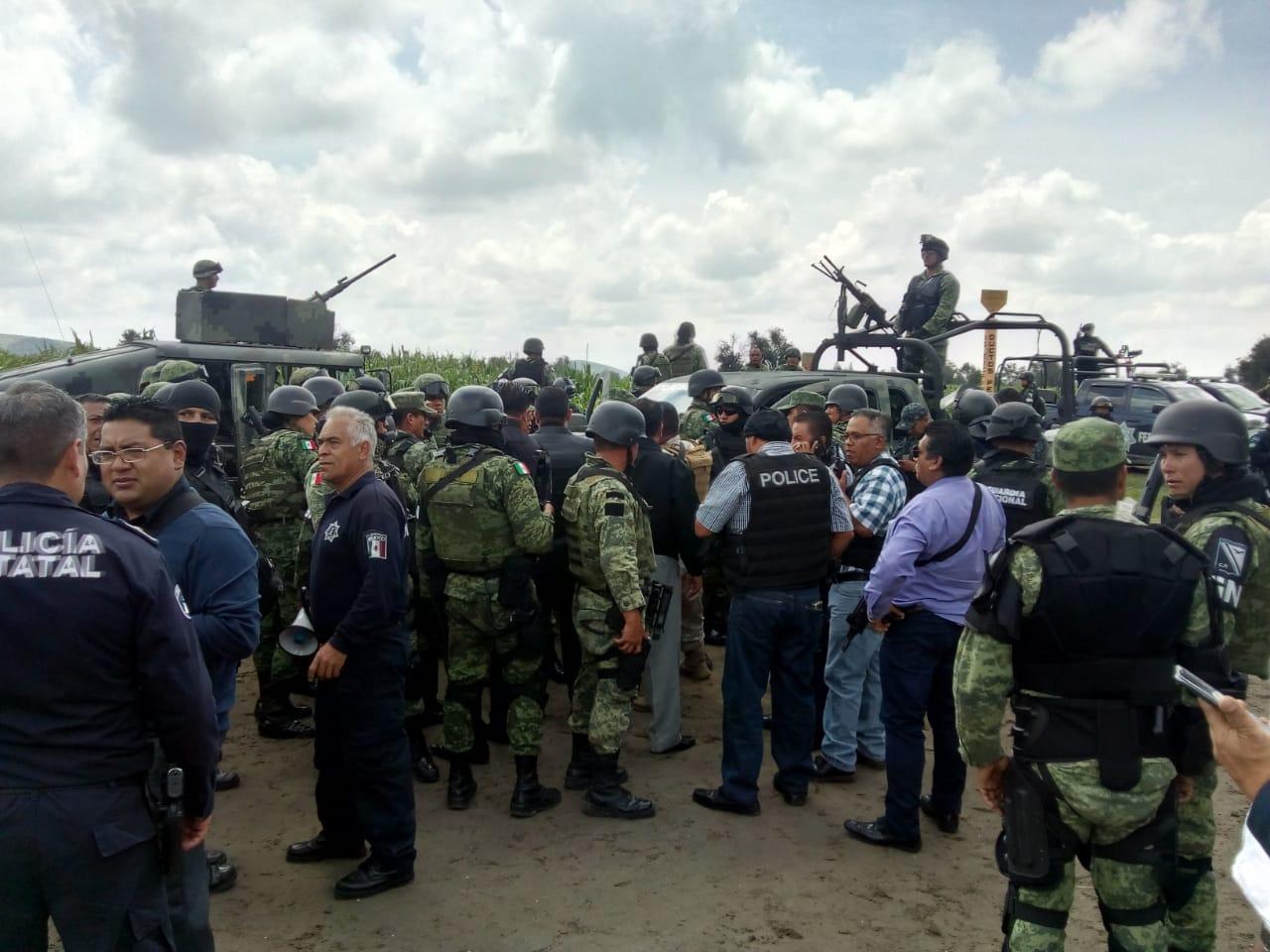 Califican de legal la detención de El General desde hospital en Puebla