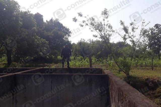 Es de Veracruz la menor hallada muerta en aguas negras de Puebla