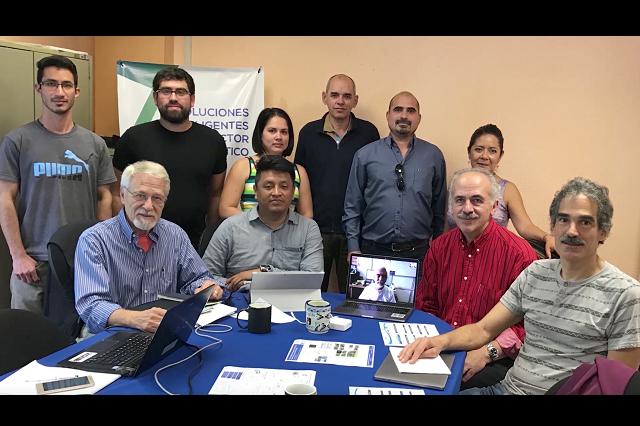 Concluye con éxito proyecto científico para parques eólicos