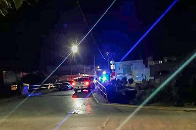 Asesinan a un hombre en calles de San Martín Texmelucan