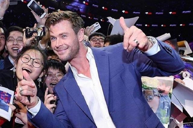 ¿Qué es lo que Chris Hemsworth le gusta más que actuar?