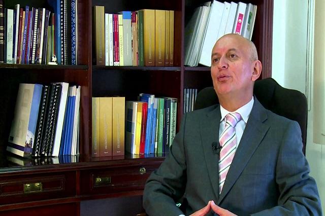 Héctor Reyes Pacheco será Secretario Técnico del Sistema Anticorrupción