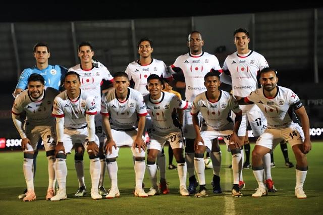 Lobos sufre su primer descalabro en Copa MX