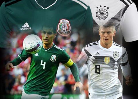 Histórico triunfo de México: 1 a 0 contra el campeón Alemania