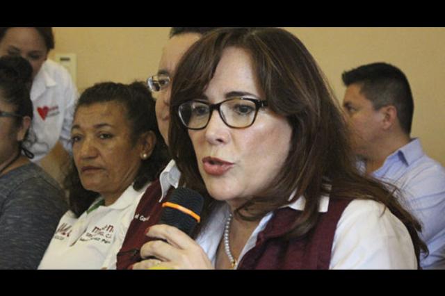 Confirman asistencia de líder nacional de Morena en marcha contra el fraude