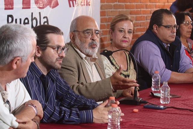 Acusa Morena a Gali y a MEAH de ignorar resolución del TEPJF