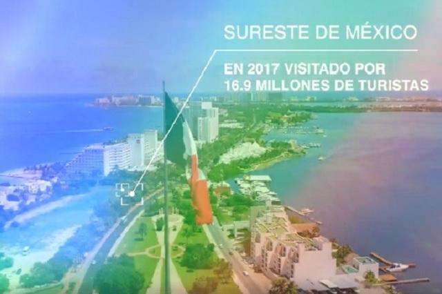 Lanzan en redes sociales promocional del Tren Maya