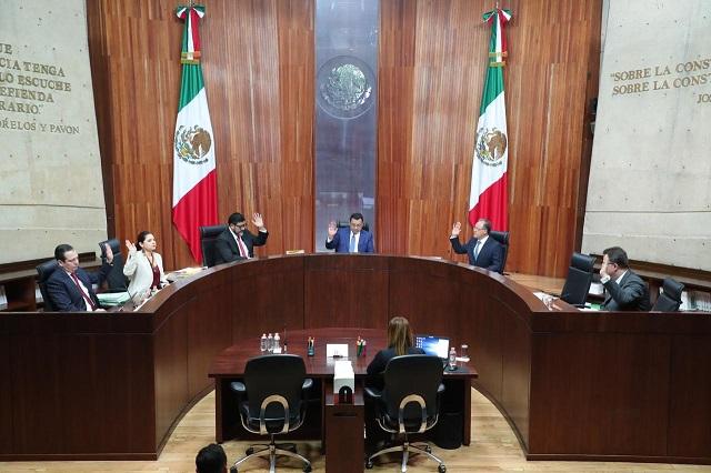 Gubernatura de Baja California será de dos años, resuelve TEPJF