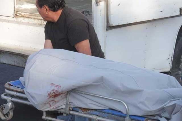 Hallan a una mujer muerta en Tepeaca; el cuerpo, golpeado