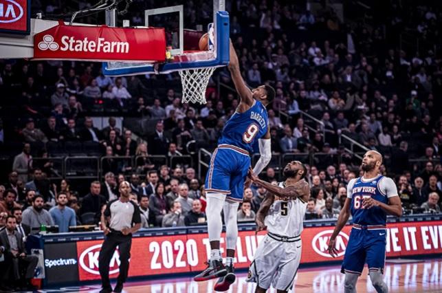 Los Knicks de Nueva York despiden a su entrenador David Fizdale