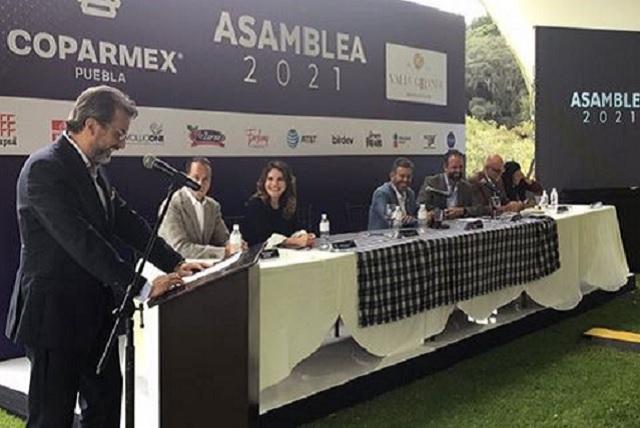 Busca líder de Coparmex reanudar diálogo con Barbosa