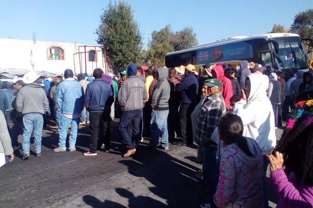 Clases en Aljojuca suspendidas hasta que haya seguridad: SEP