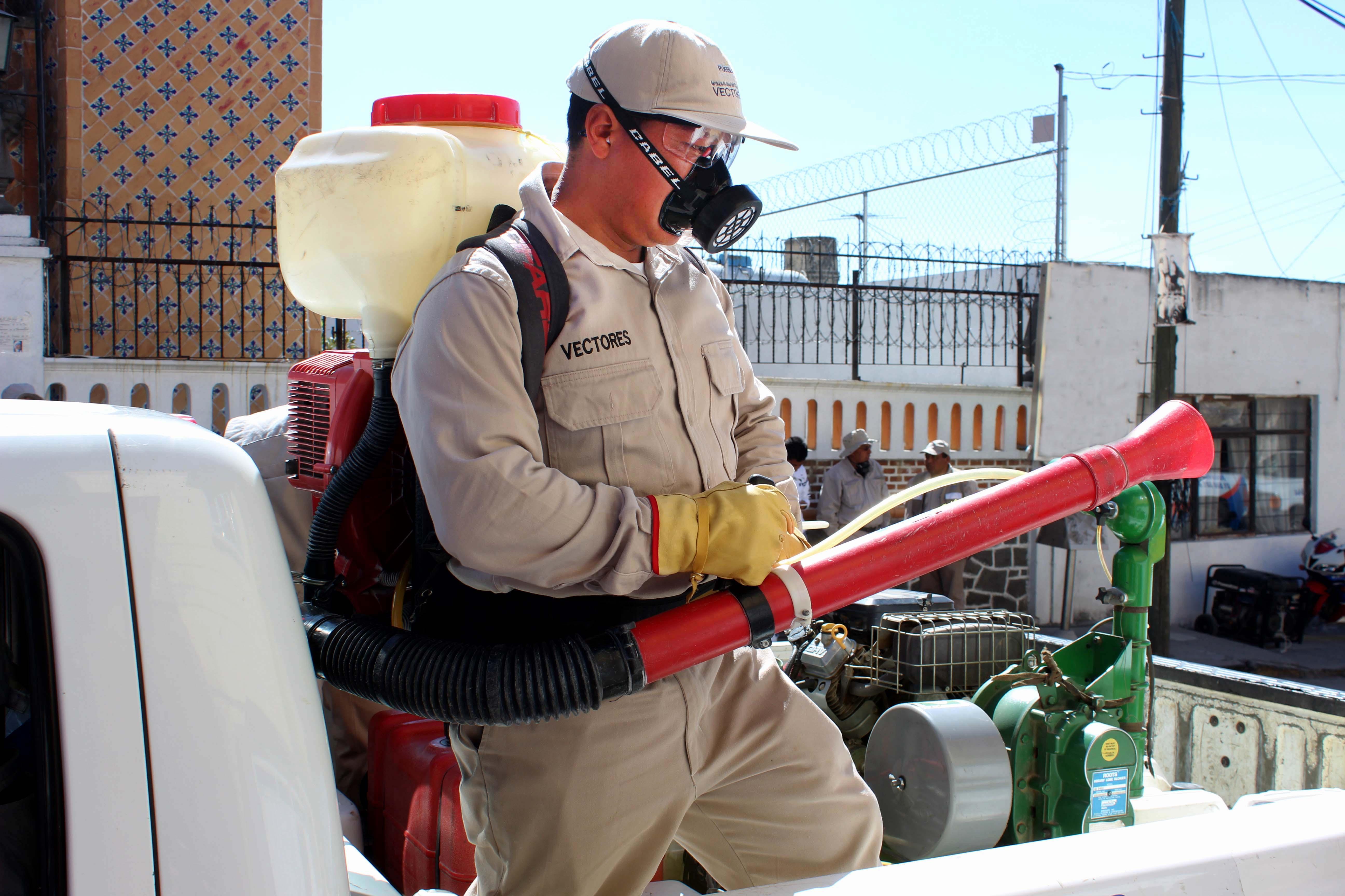 Puebla, entre los estados con menos casos de dengue, zika y chikungunya
