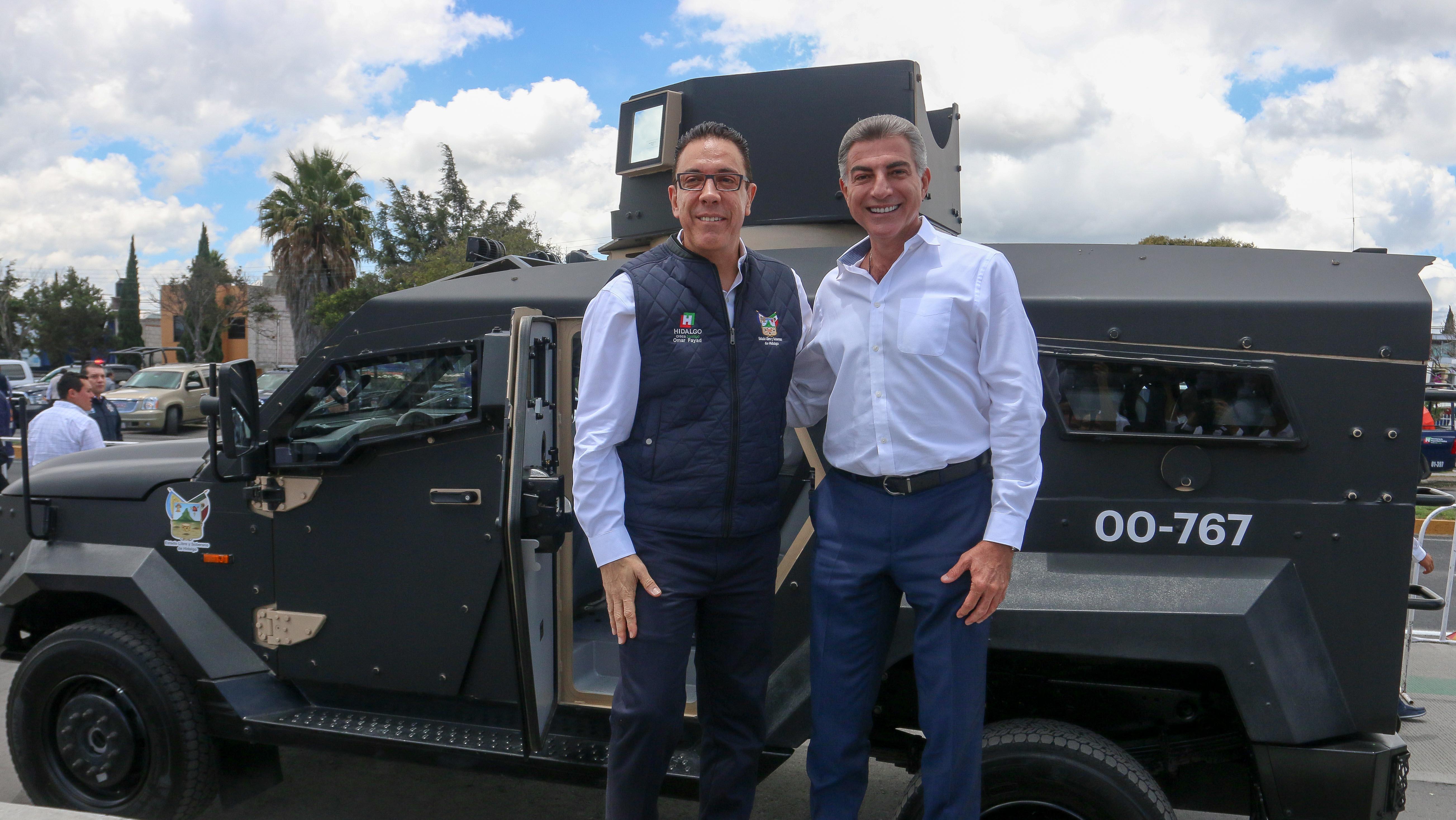 Anuncia Gali operativo Fuerza Conago en Puebla
