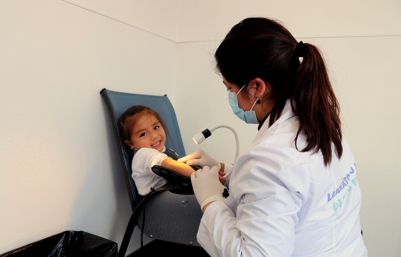 Realizarán análisis médicos a 310 mil menores poblanos de preescolar