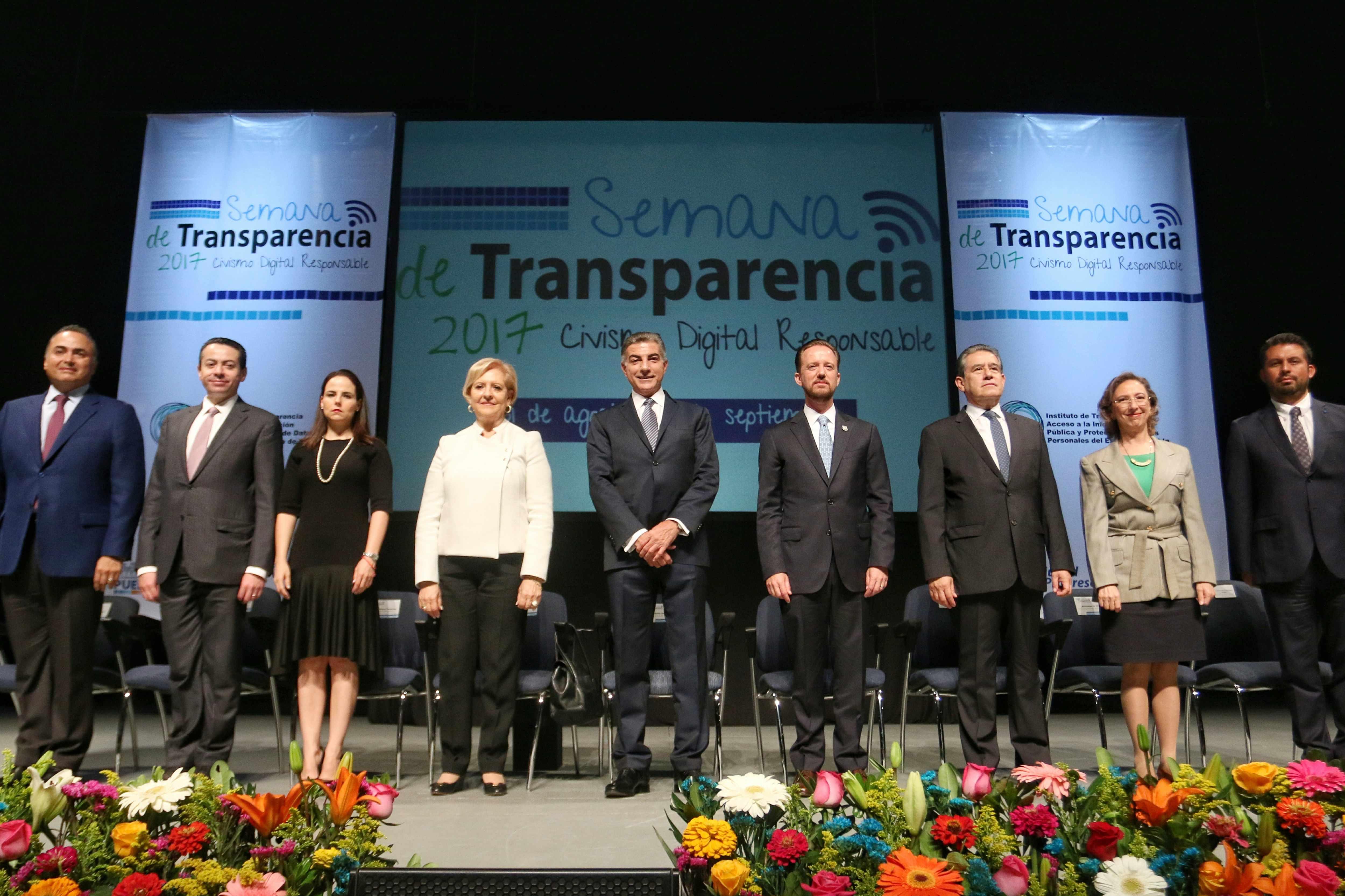 La transparencia, camino contra corrupción e impunidad: Gali