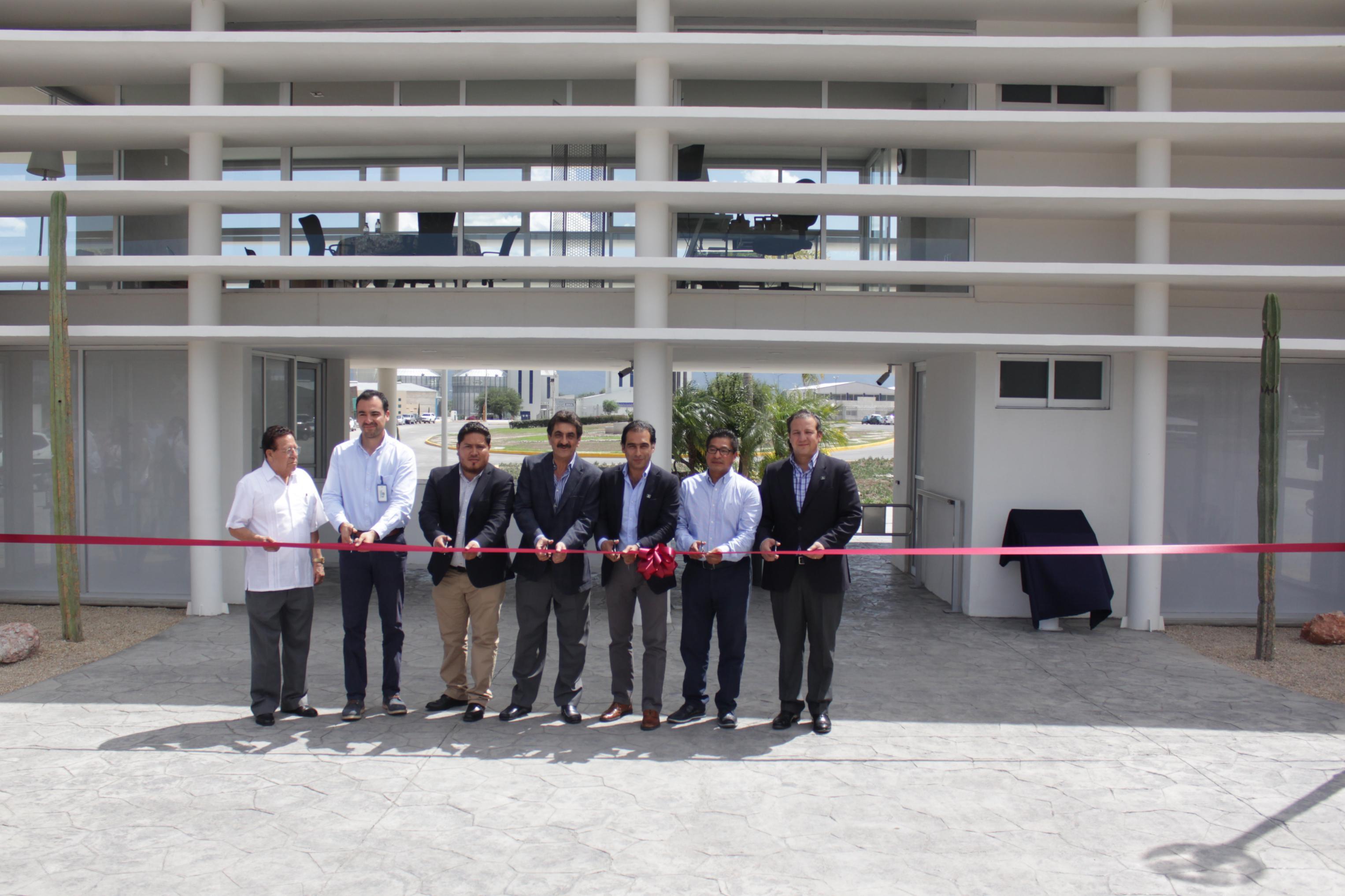 Accesos automatizados en parque industrial Tehuacán-Miahuatlán