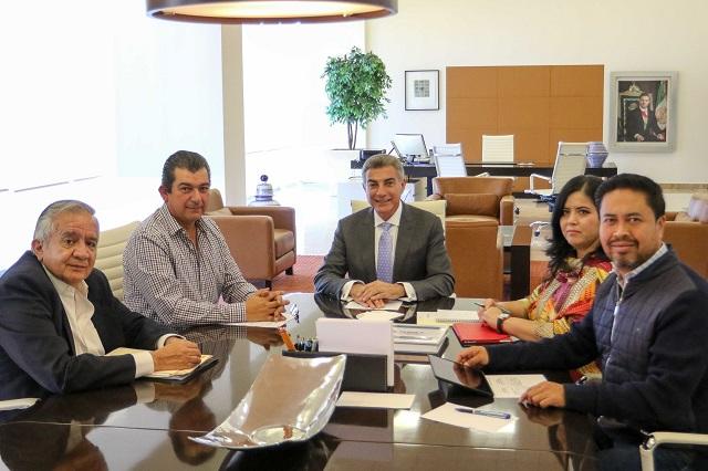 Sí habrá devolución del ISN, asegura el gobierno de Puebla
